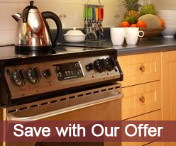 Kitchen Stove - Appliance Repair in Garland, TX